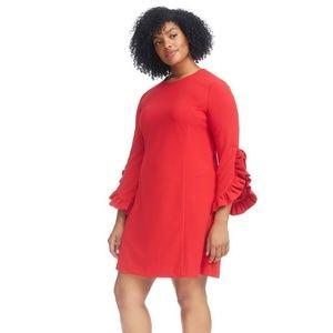 Hilary Radley Katherine Barclay XL Shift Dress N1P